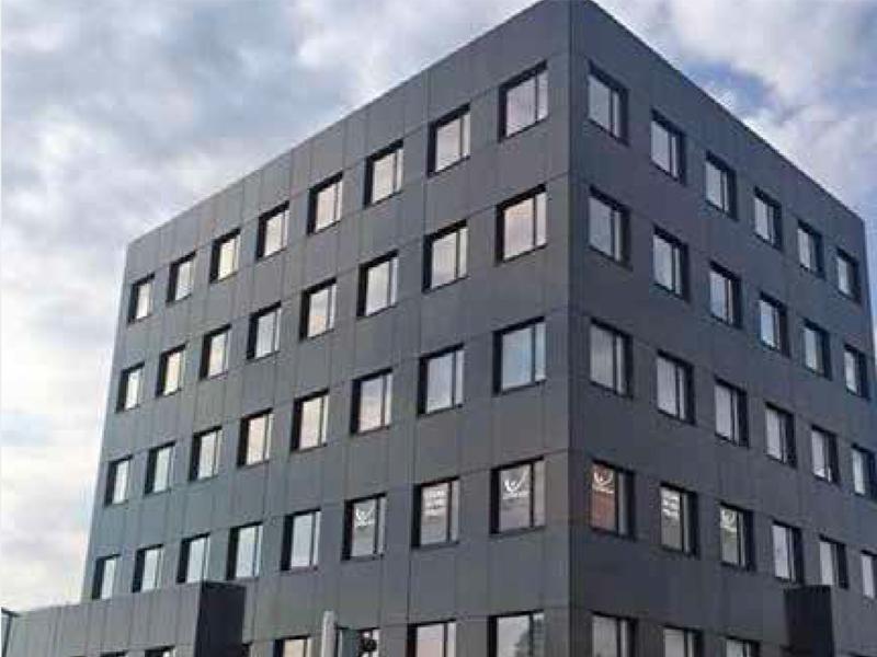 Bureaux Céliance à Metz dans la tour BlackStone