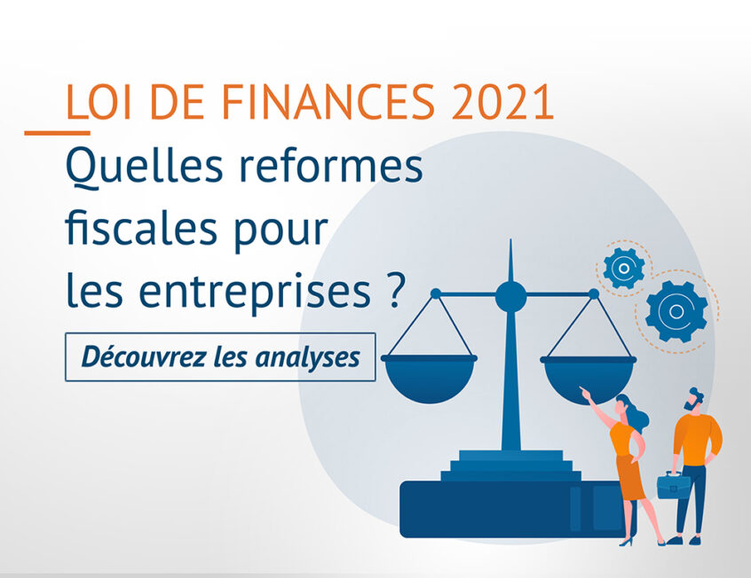 Loi de finances 2021