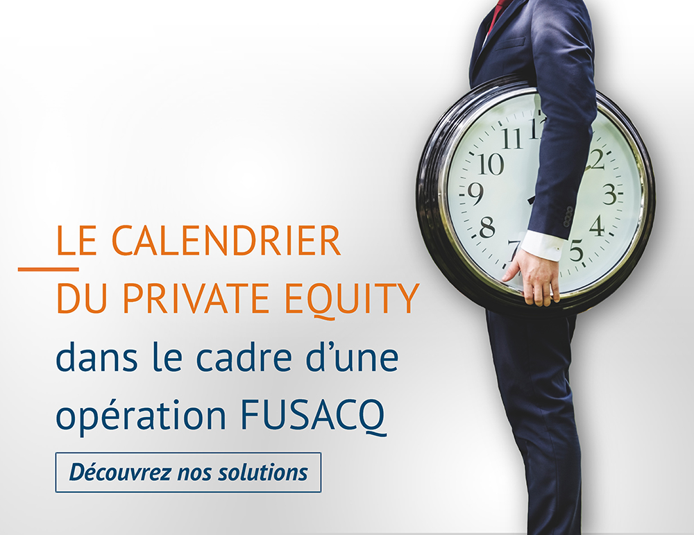 Calendrier Private Equity France