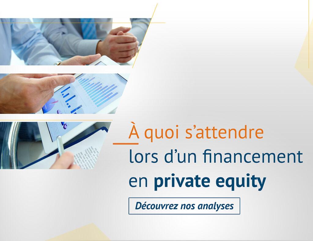 Financement en private equity